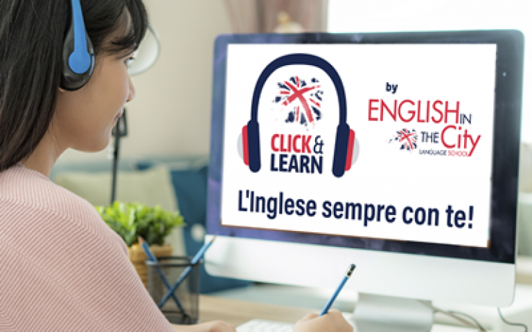 Click & Learn | Corsi d'inglese on-line